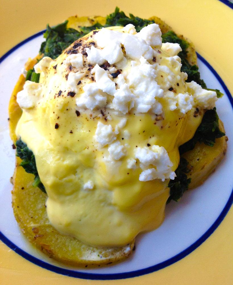 Eggs Benedictopoulos
