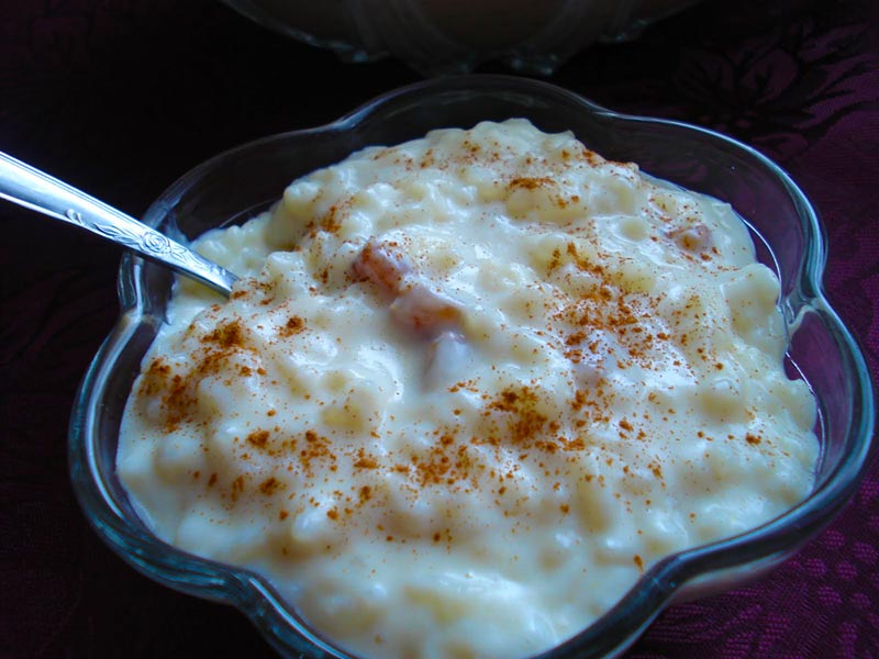 Rizogalo Rice Pudding